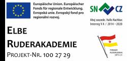 Logo Elbe-Ruderakademie Farbe